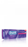 Dentifrice 3D White Luxe Eclat et Glamour Oral B