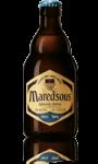 Bière blonde Maredsous Triple
