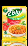 Blé à cuisiner Ebly Le blé Express tomates/basilic