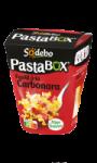 Pasta Box Fusilli à la carbonara Sodebo