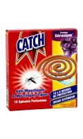 Spirales anti moustiques/tigres Catch