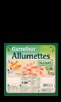 Allumettes de lardons nature Carrefour