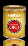Café Moulu 100% Arabica Qualità Oro Lavazza