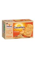 Cocottes Petit Déj 4 Céréales St Michel