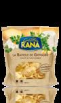Ravioles farcies comté et persil La Raviole de Giovanni Rana