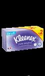 Boite à mouchoire Pure Sensitive x2 Kleenex
