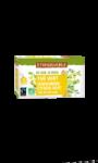 Thé bio vert gingembre citron vert Ethiquable