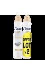 Dove Déodorant Femme Spray Pierre D'Alun Karité Lot De 2X200ml