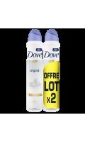 Dove Déodorant Femme Spray Original Lot De 2X200ml