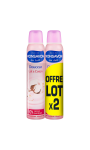 Monsavon Déodorant Femme Spray Lait & Coton Lot De 2X200ml
