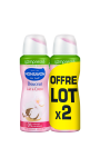 Monsavon Déodorant Femme Spray Lait & Coton Compressé Lot De 2X100ml