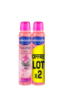 Monsavon Déodorant Femme Spray Pierre D'Alun & Lotus Lot De 2X200ml