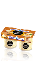 Coeur de Liégeois Gourmand vanille caramel beurre salé Mamie Nova