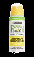 Déodorant fleur de vanille Nectar of Beauty