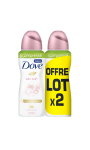 DOVE DEO 100X2 TALC SOFT