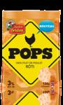 Bouchées de filet de poulet Justin Bridou POPS