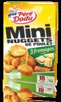 Mini Nuggets de poulet fourrés aux 3 fromages Père Dodu