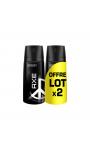Axe déodorant peace 2x150ml
