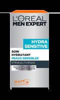 Soin hydratant Hydra Sensitive Men Expert de l'Oréal
