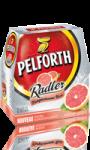 Bière blonde fruitée Pelforth Radler Rose