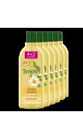 Timotei Shampoing Blond Lumière 300ml 4+2 Gratuits