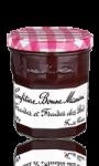 Confiture fraises & fraises des bois Bonne Maman