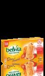 Biscuits Duo Fourrés Fraise-Yaourt Belvita Petit Déjeuner