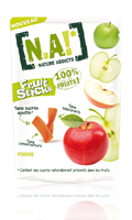 Fruit Sticks de Pomme [N.A!]