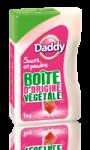 Boîte d'Origine Végétale de Sucre en Poudre Daddy