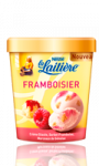 Pot Crème glacée La Laitière Framboisier