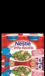 Ecrasé de Petits Pois Jambon Ma 1ère P\'tite Recette Nestlé
