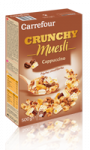 Muesli Croustillant Cappuccino Carrefour