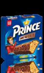 Barres de céréales Choc'au Lait Prince