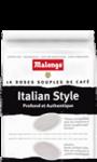 Doses Souples de Café Italian Style Malongo