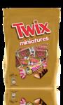 Barres Chocolatées Twix Miniatures
