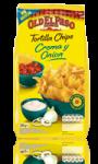 Tortilla Chips Crema Y Onion Old El Paso