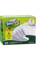 Lingettes attrape-poussière Swiffer