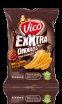 Chips Exxtra Ondulées Steak Grillé Vico