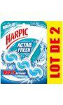 Bloc WC explosion marine Harpic