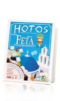 Fromage Feta Grecque AOP en portions Hotos