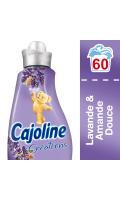 Cajoline Adoucissant Concentré Lavande Amande Douce 1,5l 60 Lavages