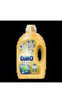 Omo Lessive Liquide Nectar de Fleurs d'Asie 2,52l 36 Lavages