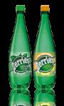 Eau gazeuse aromatisée Menthe ou Agrumes Perrier