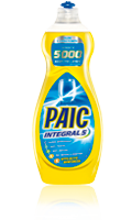 Liquide vaisselle Paic Intégral 5 Citron