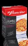 Préparation pour Crumble Francine