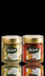 Artichauts aux herbes ou poivrons grillés Carapelli