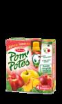 Pom'potes pomme brugnon Materne