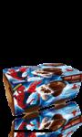 Crème Dessert Chocolat avec billes de biscuits chocolatées Spiderman