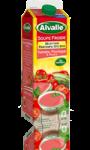 Soupe froide de Tomate Pastèque et Menthe Alvalle