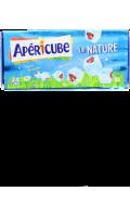 Fromages apéritif nature Apéricube